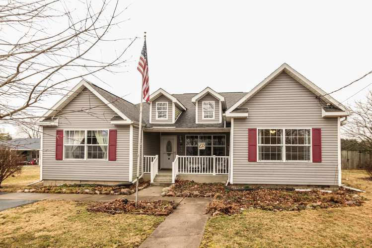 425 N Liberty Street Russiaville, IN 46979 | MLS 201926627