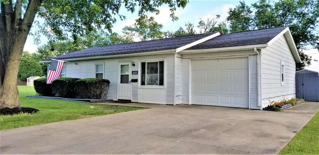 2155 S Fairfield Drive S Marion, IN 46953-1275 | MLS 201926682 | photo 1