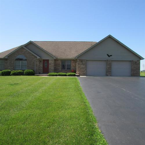 9041 E 400 North Road Greentown, IN 46936 | MLS 201926688