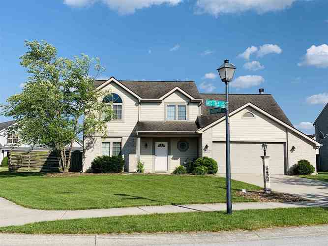 5424  Gate Tree Lane Fort Wayne, IN 46835 | MLS 201926695