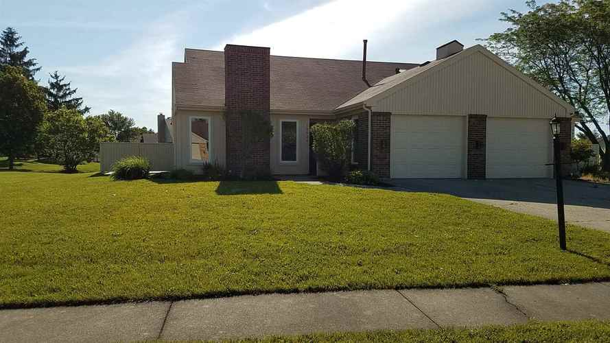 10620  Wood Flower Court Fort Wayne, IN 46845 | MLS 201926846