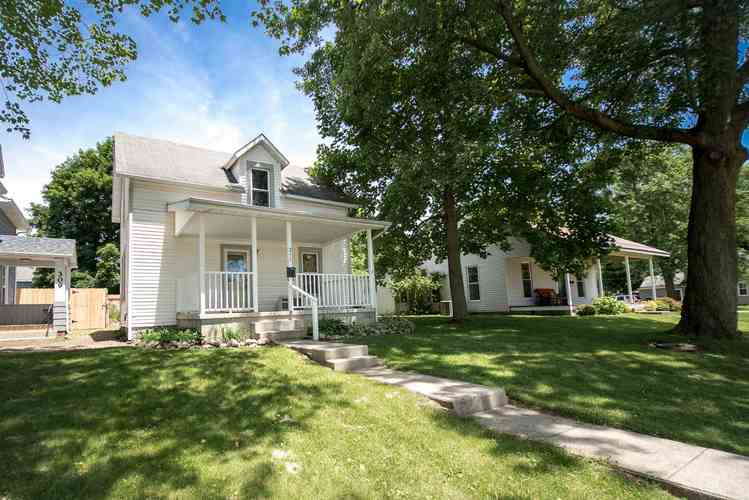 311 E Market Street Columbia City, IN 46725 | MLS 201926916