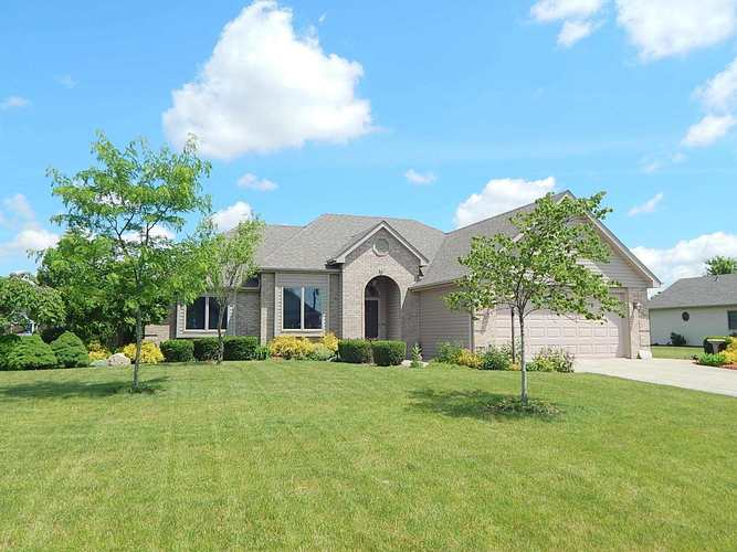 321  Homestead Court Bluffton, IN 46714 | MLS 201927133