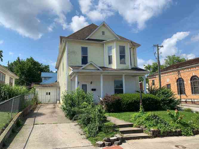 8605 W College Street French Lick, IN 47432 | MLS 201927154