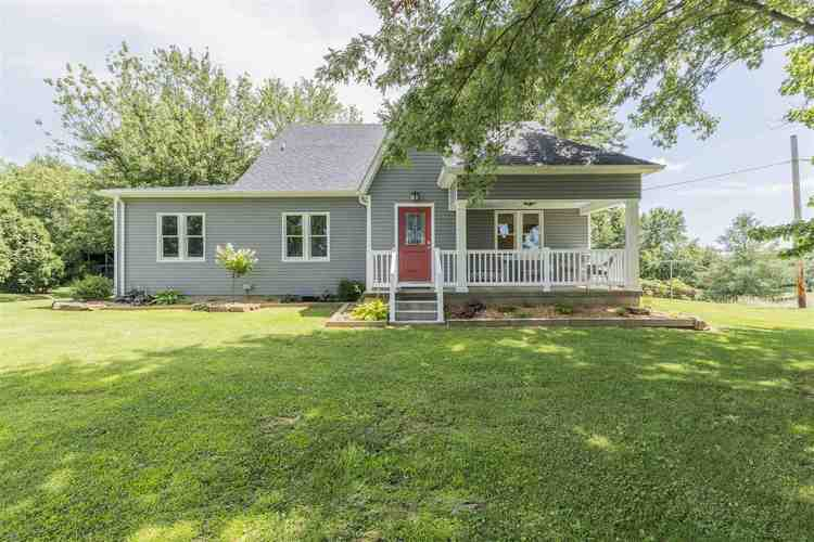 4608 E State Rd 264 Road Ferdinand, IN 47532 | MLS 201927217