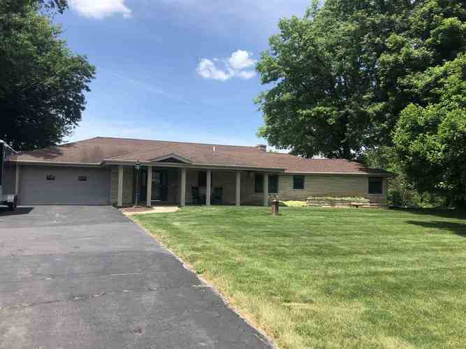 8858 N 100 E Road Decatur, IN 46733 | MLS 201927450