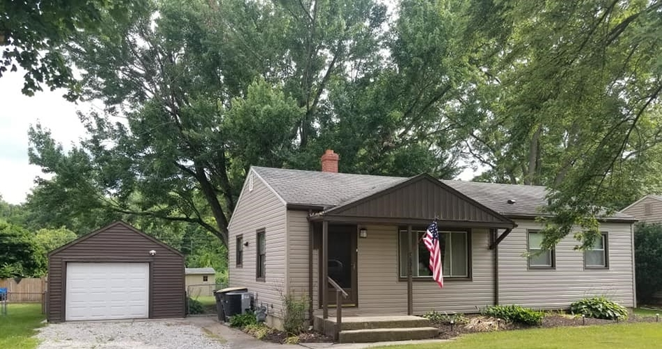 5312  Forest Avenue Fort Wayne, IN 46815-7461 | MLS 201928226
