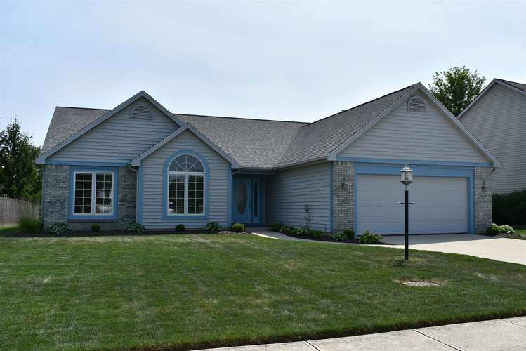14933 N Harbourside Drive N Fort Wayne, IN 46814 | MLS 201928746 | photo 1
