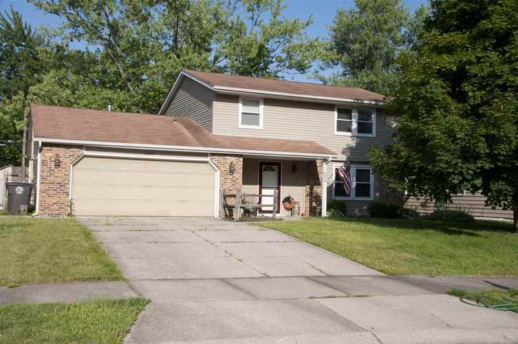 5006  Driftwood Drive Fort Wayne, IN 46835 | MLS 201928820