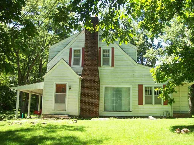 14547 W St Rd 48 Road Jasonville, IN 47438 | MLS 201929304