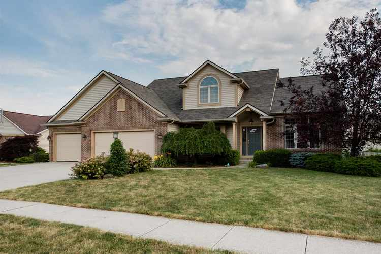 14922  Sea Holly Court Fort Wayne, IN 46814 | MLS 201929395