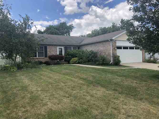 1513 W CRANE POND Drive Marion, IN 46952 | MLS 201929504