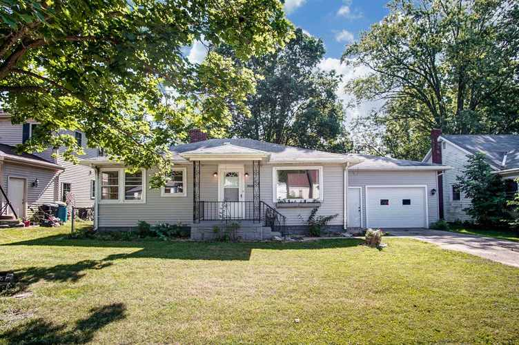 109  Hilltop Drive Columbia City, IN 46725 | MLS 201929970