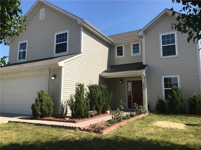 8421  Sotheby Drive Indianapolis, IN 46239 | MLS 201930302