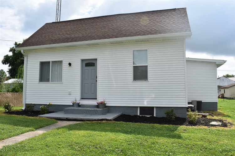 511 S Dayton Streets Worthington, IN 47471 | MLS 201930309