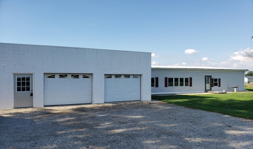 6616 E County Road 100 N E Frankfort, IN 46041   MLS 201930544   photo 2