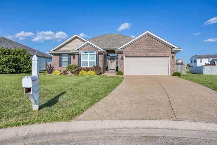 13601  Double Tree Court Evansville, IN 47725 | MLS 201930567