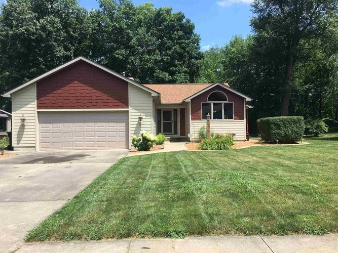222  River Run Court Columbia City, IN 46725-1508 | MLS 201930668