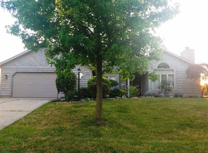8011  Pebble Creek Place Fort Wayne, IN 46835 | MLS 201930766
