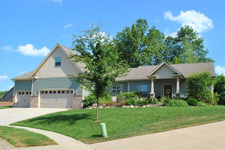 6338  Munsee Drive West Lafayette, IN 47906 | MLS 201930830