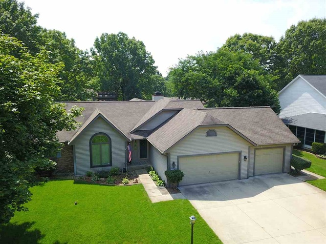 23632  Ridgemont Lane Elkhart, IN 46516 | MLS 201931616