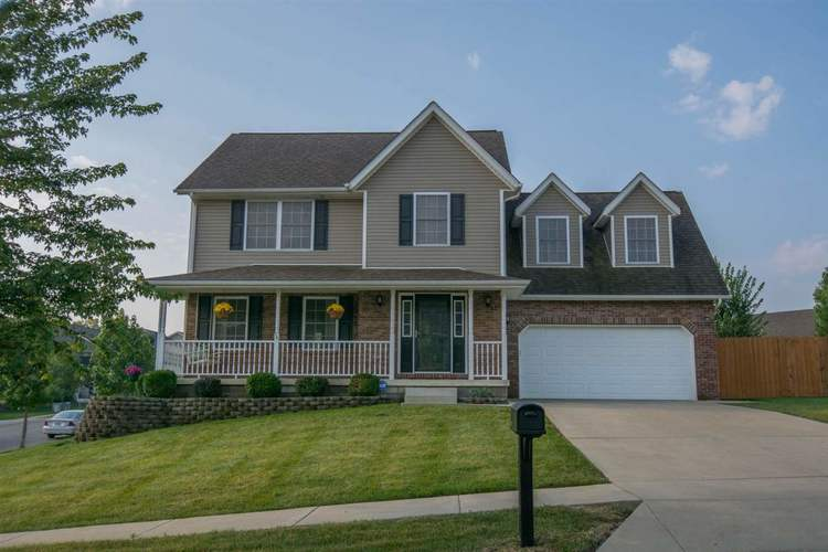 1301 W Countryside Lane W Bloomington, IN 47403 | MLS 201931774 | photo 1