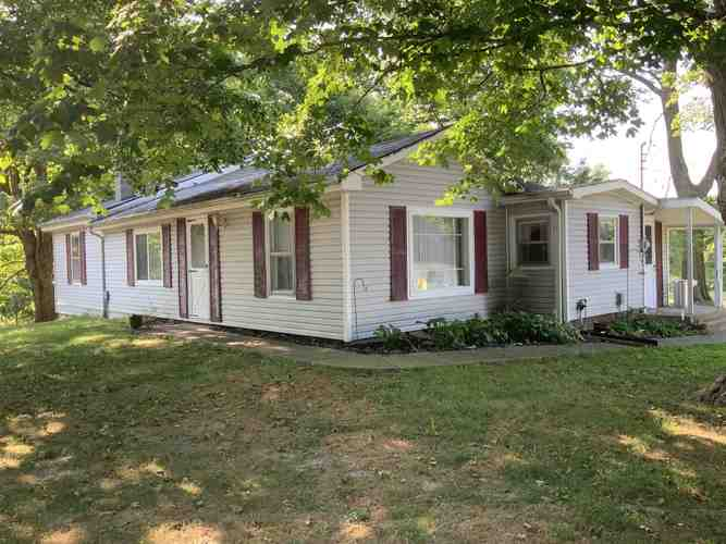 4312 E State Road 32 Highway E Crawfordsville, IN 47933-9691 | MLS 201932038 | photo 1
