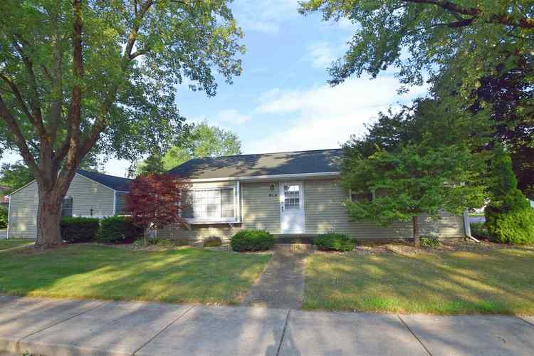 554 N Summit Street Nappanee, IN 46550-1468 | MLS 201932220