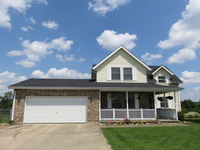 9698 N Buck Creek Pike N Mooreland, IN 47360-9525 | MLS 201932239 | photo 1