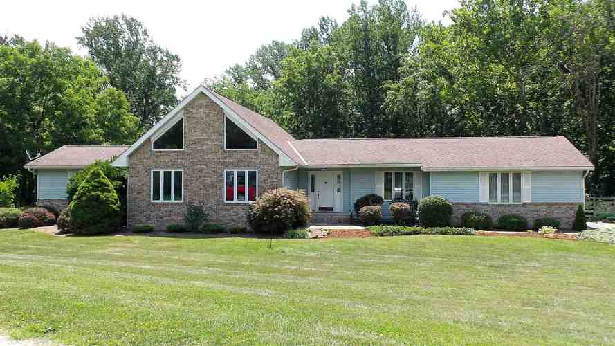 4432  Upper South Point Drive Loogootee, IN 47553   MLS 201932558