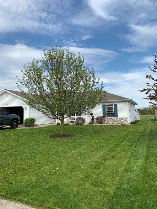 887 S Sommerset Trail Columbia City, IN 46725 | MLS 201932627
