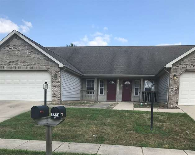 2221  bRIDGEWATER Circle Lafayette, IN 47909 | MLS 201932966