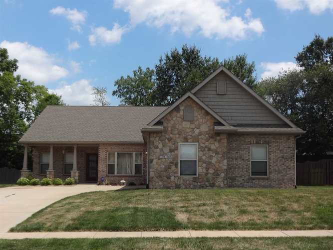 33  Rushgrove Court Lafayette, IN 47909 | MLS 201933052