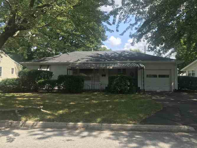 1030 N BURK Street Kokomo, IN 46901 | MLS 201933235