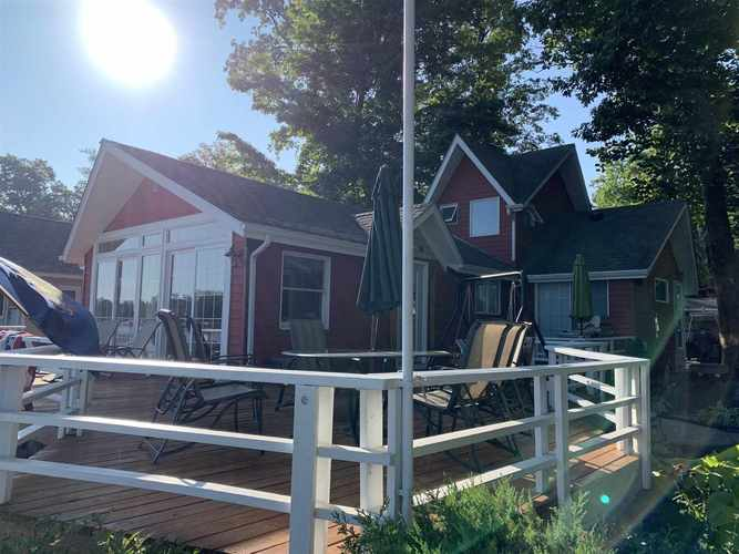 5119 E Shady Point Drive Monticello, IN 47960   MLS 201933483