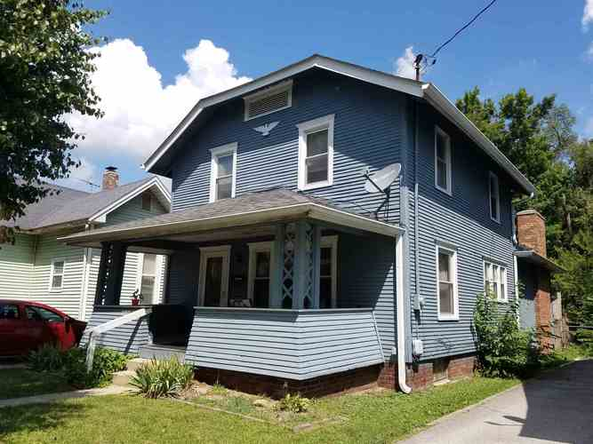 1352 E Clinton Street Frankfort, IN 46041 | MLS 201933622
