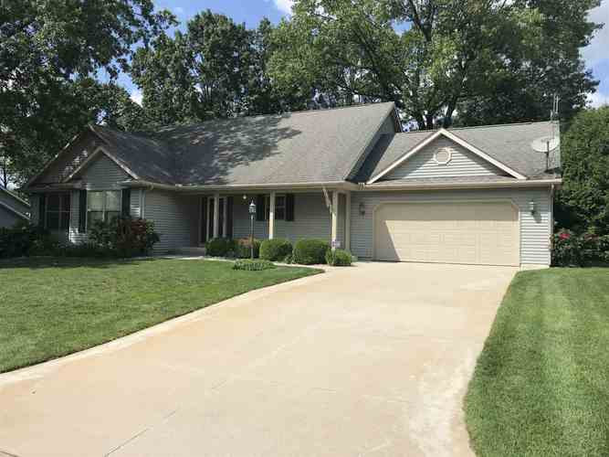 26391 Traders Post Lane South Bend, IN 46619-9692 | MLS 201933719 | photo 1