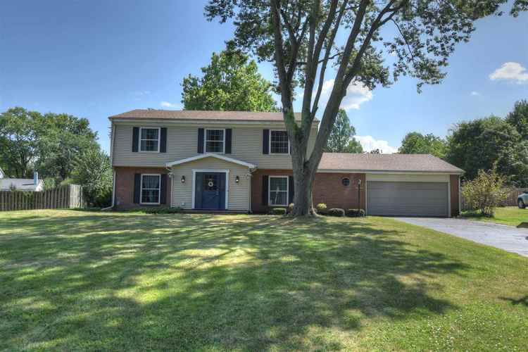 1318  Croydon Court South Bend, IN 46614 | MLS 201934161