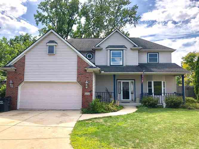 561 Sister Martin Drive Kokomo IN 46901 | MLS 201934414 | photo 1