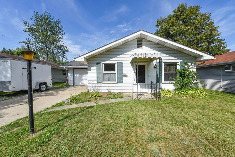 2821  White Oak Avenue Fort Wayne, IN 46805 | MLS 201934818