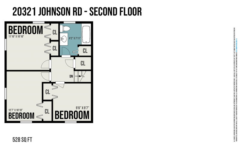 20321 Johnson Road South Bend, IN 46614 | MLS 201934826 | photo 23