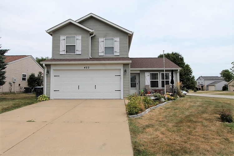 423  Atwood Drive Lafayette, IN 47905 | MLS 201934847