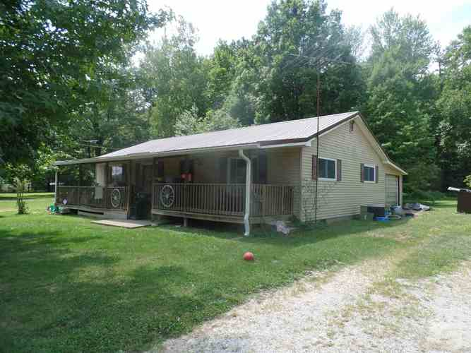 3475  N 1550 W Road Dugger, IN 47848 | MLS 201934860