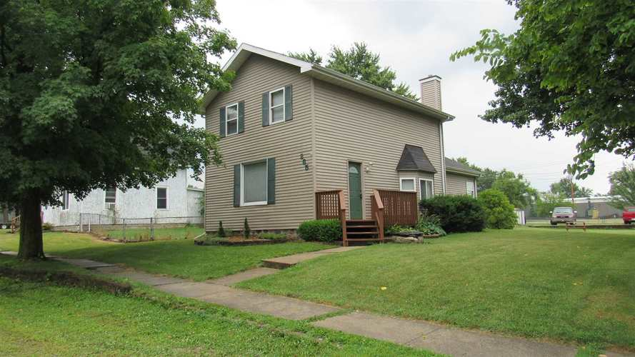 265 S Center Street Waterloo, IN 46793 | MLS 201935048