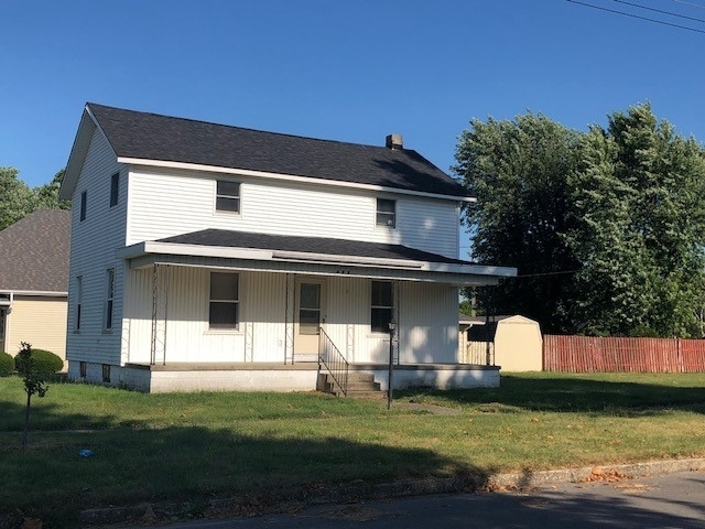 304 S Brooks Street Francesville, IN 47946 | MLS 201935394