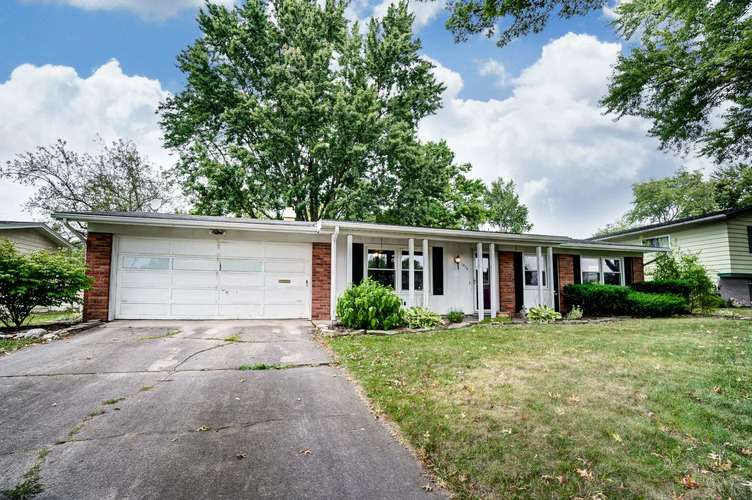 1016 Hollyhill Drive Fort Wayne, IN 46819-1441 | MLS 201935399 | photo 3