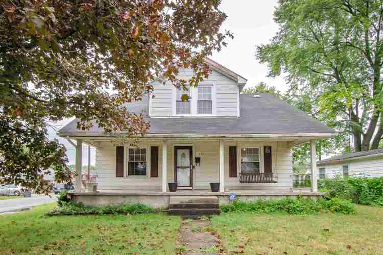 1203 N PHILLIPS Street Kokomo, IN 46901 | MLS 201935472
