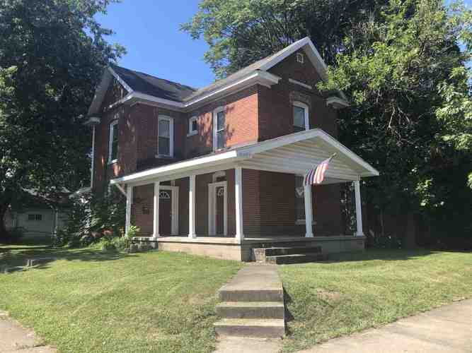 1203 W SPENCER Avenue Marion, IN 46952 | MLS 201935536