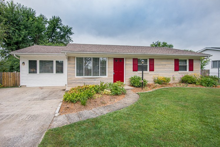 4129 W Middle Court Bloomington IN 47403 | MLS 201935582 | photo 1