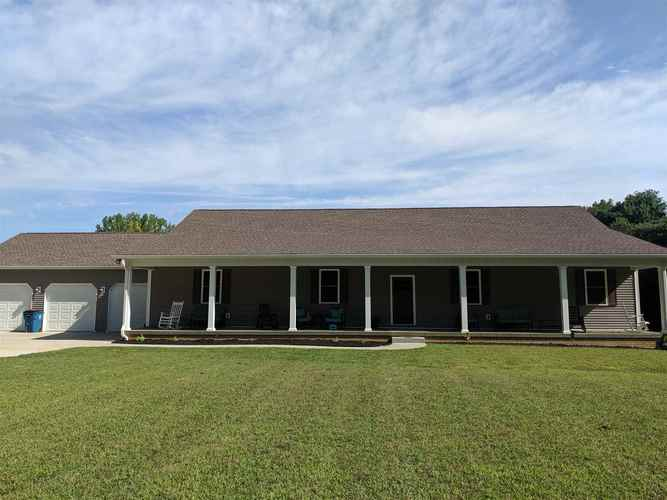 783 N Atkinson Road Vincennes, IN 47591 | MLS 201935783